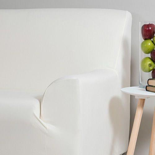 Funda sofá Roma Velfont, marfil