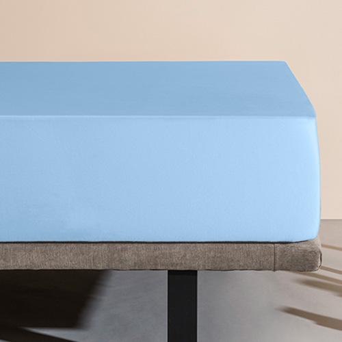 Sábana bajera impermeable Velfont, color azul
