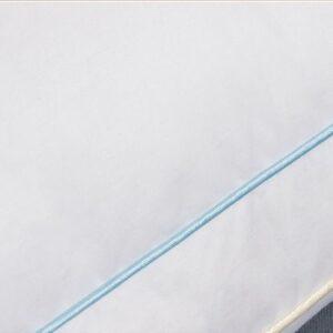 Almohada plumón + microfibra MICRO-DUVET de Velfont