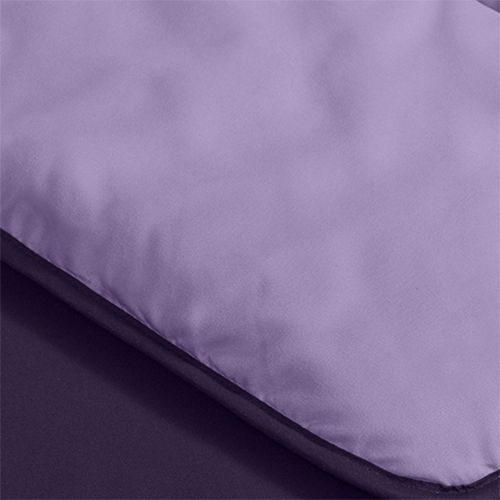 Edredón nórdico BICOLOR con tejido de microfibra y tacto extrasuave