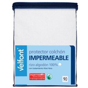 Protector impermeable para colchón Velfont